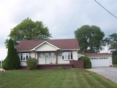 5460 E 500 S, Waldron, IN 46182 - #: 21510660