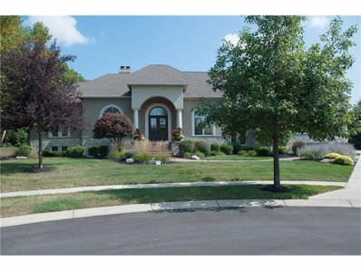 12148 Rangeview Court, Fishers, IN 46037 - #: 21511211