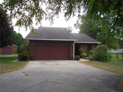 1227 W Manning Place, Crawfordsville, IN 47933 - #: 21512070