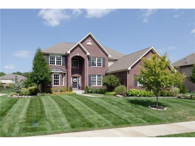 6838 W Thornebush Drive, McCordsville, IN 46055 - #: 21512623