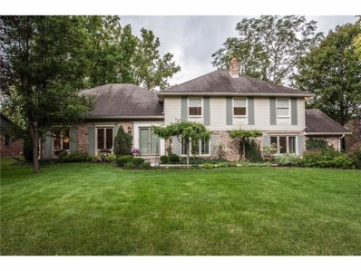 727 Spring Mill Lane, Indianapolis, IN 46260 - #: 21513266