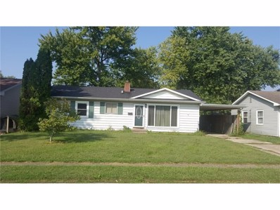 107 Eastman Road, Chesterfield, IN 46017 - MLS#: 21513790