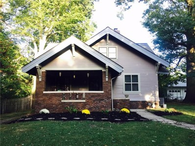 845 Woodruff Place East Drive, Indianapolis, IN 46201 - MLS#: 21514368