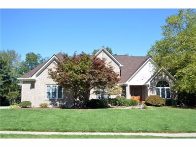 10278 Hickory Ridge Drive, Zionsville, IN 46077 - #: 21515027