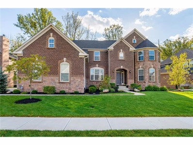 11529 Wood Hollow Trail, Zionsville, IN 46077 - #: 21517120
