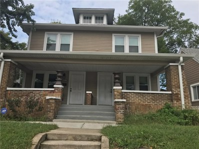 3038 N College Avenue, Indianapolis, IN 46205 - #: 21517330