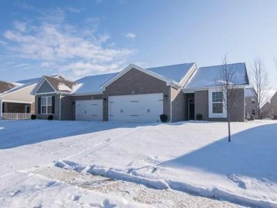 2613 Winter Hawk Road, Greenwood, IN 46143 - #: 21518514