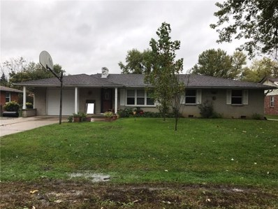 716 Iroquois Drive, Anderson, IN 46012 - #: 21519544