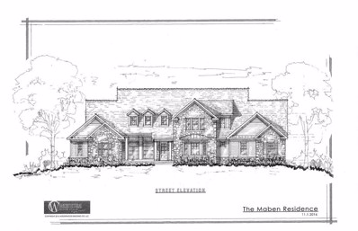 6363 Montana Springs Drive, Zionsville, IN 46077 - #: 21522209