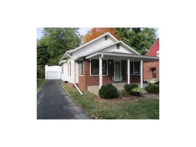 111 S Barr Street, Crawfordsville, IN 47933 - MLS#: 21522384