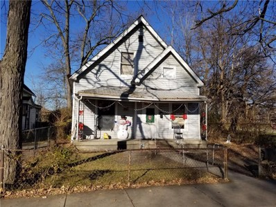 910 Eugene Street, Indianapolis, IN 46208 - #: 21522920