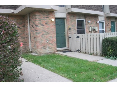 7378 Country Brook Drive UNIT 7378, Indianapolis, IN 46260 - MLS#: 21523451