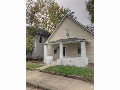 1042 S Saint Peter Street, Indianapolis, IN 46203 - #: 21523711