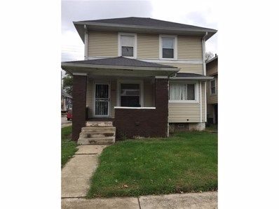 225 W 31ST Street, Indianapolis, IN 46208 - #: 21523842