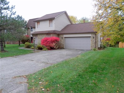 8131 Bay Brook Drive, Indianapolis, IN 46256 - #: 21524496
