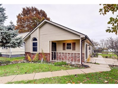 2533 S McClure Street, Indianapolis, IN 46241 - #: 21524563