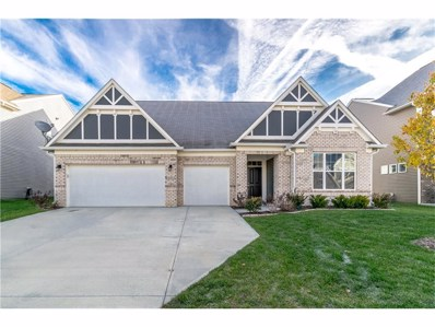 4521 Goose Rock Drive, Indianapolis, IN 46239 - #: 21525758