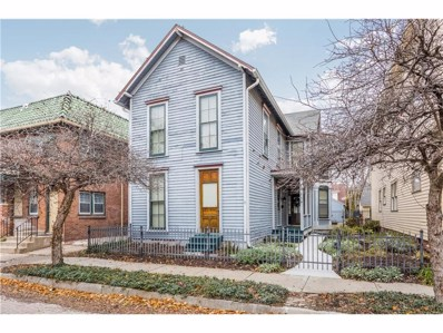 218 E 10TH Street, Indianapolis, IN 46202 - #: 21525988