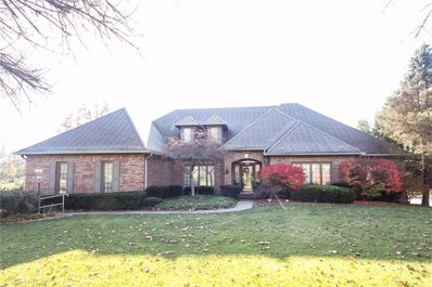 1487 Eagle Valley Drive, Greenwood, IN 46143 - MLS#: 21526120