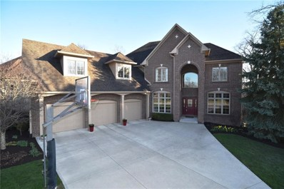 14605 Geist Ridge Drive, Fishers, IN 46040 - #: 21526304