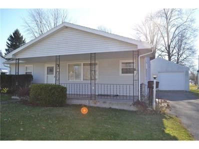 1703 Eastwood Drive, Crawfordsville, IN 47933 - MLS#: 21526462