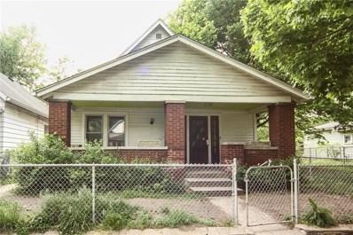 1058 N Traub Avenue, Indianapolis, IN 46222 - #: 21526481