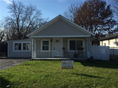2846 Tindall Street, Indianapolis, IN 46203 - #: 21526729