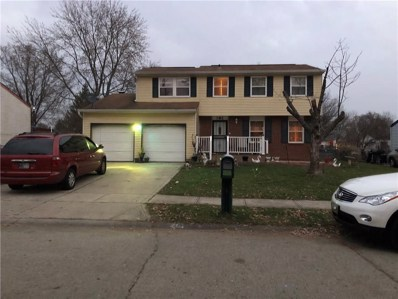 261 Greenlee Drive, Indianapolis, IN 46234 - #: 21526757