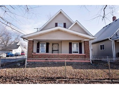301 S Holmes Avenue S, Indianapolis, IN 46222 - #: 21527180
