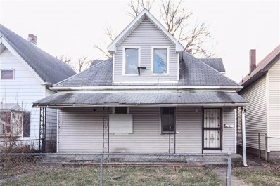 306 S Holmes Avenue, Indianapolis, IN 46222 - MLS#: 21527409