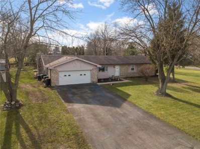 6919 W Colonial Drive, Greenfield, IN 46140 - #: 21527551