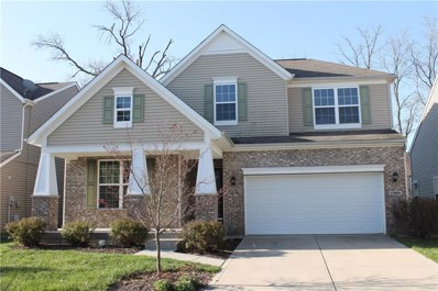 13161 S Elster Way, Fishers, IN 46037 - #: 21527568