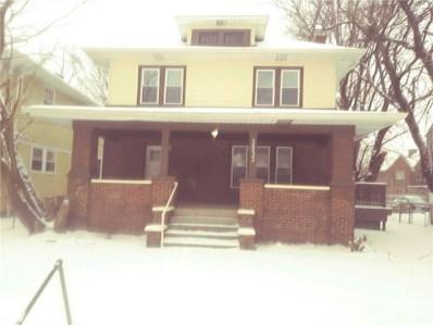 3033 N Delaware Street, Indianapolis, IN 46205 - #: 21527790