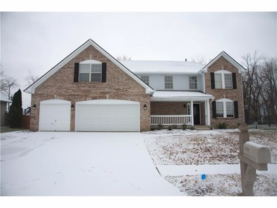 7849 Meadow Bend Drive, Indianapolis, IN 46259 - #: 21528125