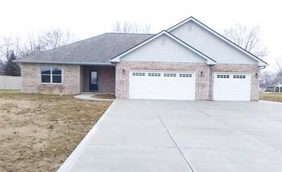185 Chateau Drive, Pendleton, IN 46064 - #: 21528356