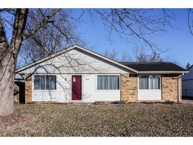 9524 Meadowlark Drive, Indianapolis, IN 46235 - #: 21528475