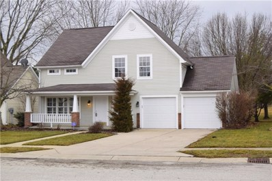 6272 Twin Creeks Drive, Indianapolis, IN 46268 - #: 21528591