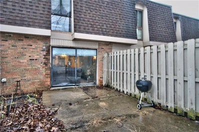 7412 Country Brook Drive, Indianapolis, IN 46260 - MLS#: 21528621