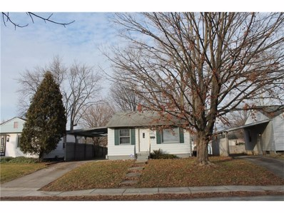 6706 E 17th Street, Indianapolis, IN 46219 - MLS#: 21528855