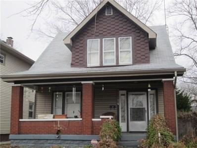 126 N Euclid Avenue, Indianapolis, IN 46201 - #: 21528934
