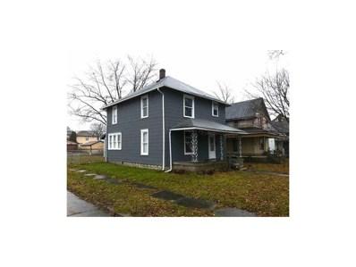 1500 S 17th Street, New Castle, IN 47362 - MLS#: 21529500