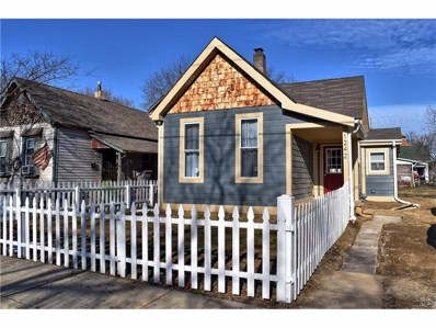 1242 Cottage Avenue, Indianapolis, IN 46203 - MLS#: 21529591