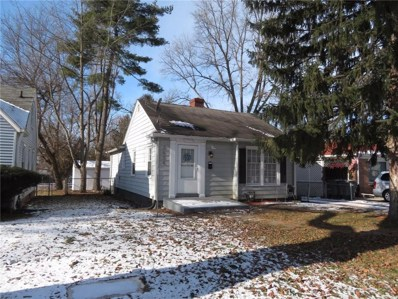 3436 N Temple Avenue, Indianapolis, IN 46218 - #: 21529680