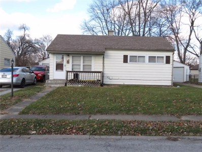 5478 E 19th Street, Indianapolis, IN 46218 - #: 21529693