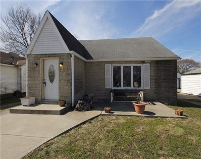 3224 S Holt Road, Indianapolis, IN 46221 - MLS#: 21529703
