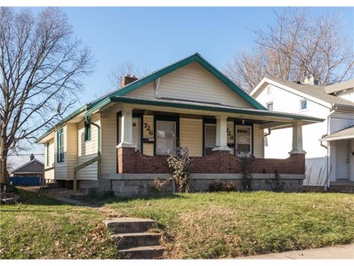 N Bradley Avenue, Indianapolis, IN 46201 - #: 21529826