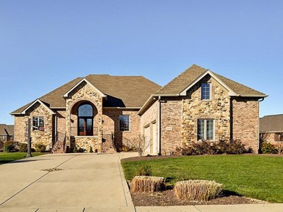 4890 Benthaven Drive E, Bargersville, IN 46106 - #: 21539453