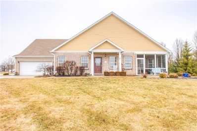 5201 Dunewood Way, Avon, IN 46123 - MLS#: 21539527