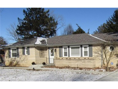 816 E 80th Street, Indianapolis, IN 46240 - MLS#: 21539623