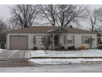 3519 N Lynhurst Drive, Indianapolis, IN 46224 - #: 21539902